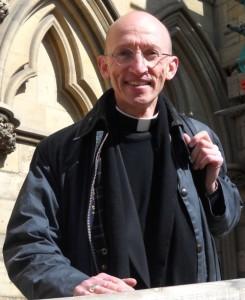 The Bishop of Chichester Martin Warner