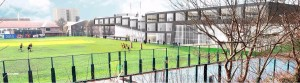 Brighton College proposed sports and science block 2