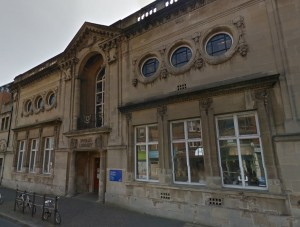 Hove Library. Image from Google Streetview
