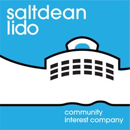 Logo Saltdean Lido CIC
