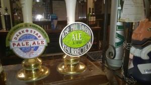 Resurrection Rose Hill Tavern Ale