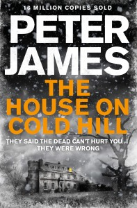 The House on Cold Hill jacket