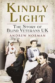 Blind Veterans UK - book