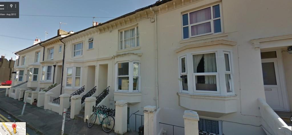 London Terrace. Image taken from Google Streetview