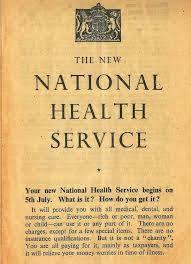 NHS letter - July 1948