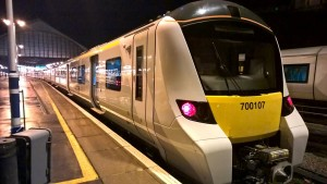 New train at Brighton 1