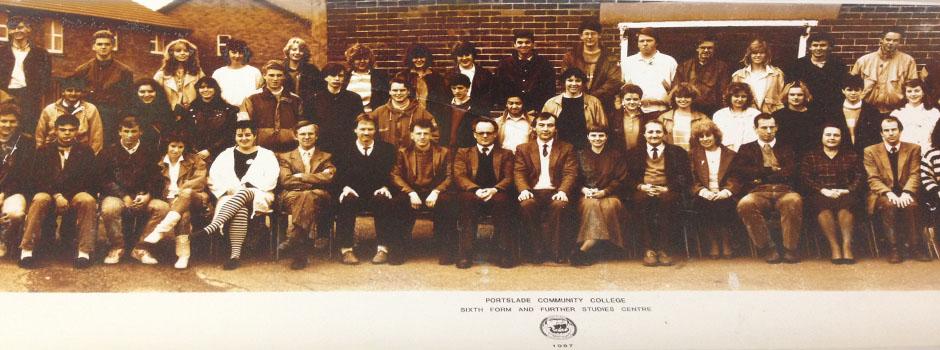 Portslade Aldridge Community Academy sixth form alumni 1987