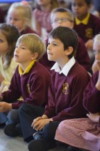 St Mark's CE Primary School 1