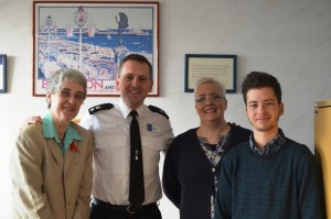 Sussex police LGBT donation