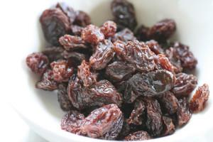 raisins by Miriam