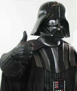 Darth Vader - or Councillor Tony Janio?