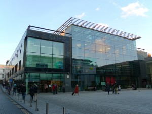 The Jubilee Library in Brighton
