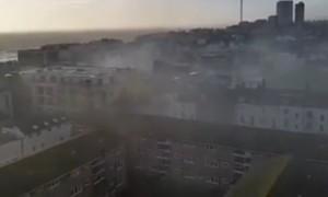 Manchester Street fire