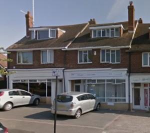The Practice Hangleton Manor - Google Streetview