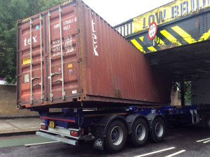 Lorry strike September