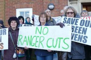 Rangers protest 20160119-6