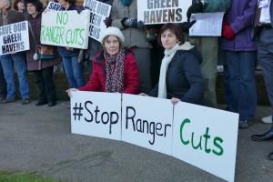 Rangers protest 20160119-7