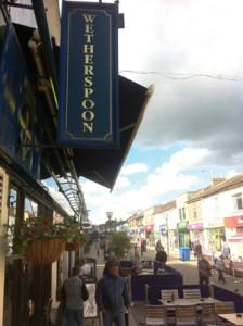 Wetherspoon George Street Hove