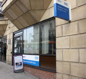 Brighton Station Health Centre gv1