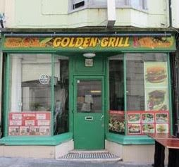 Golden Grill Pool Valley Brighton