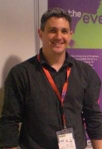 Nigel Sherriff
