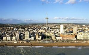 Brighton i360 artists impression