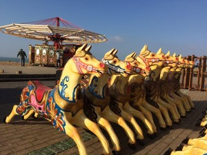 Carousel erected by Simon B on Twiter