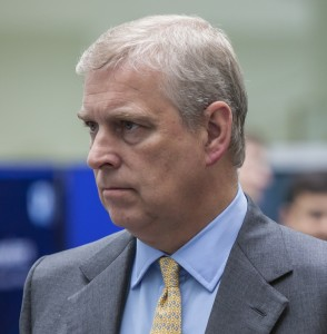 Prince Andrew by The Open University on Flickr
