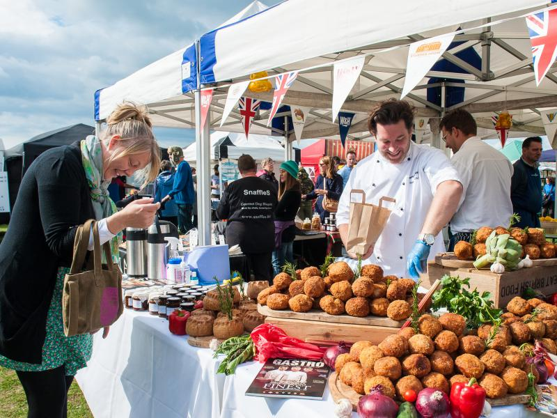 Hove Lawns Food Festival