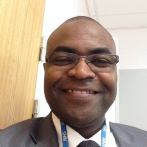 Dr Kenneth Ikhide, from Hove Medical Centre