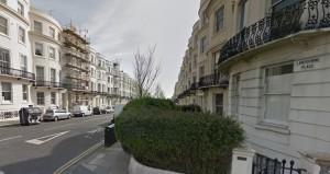 Lansdowne Place. Image taken from Google Streetview