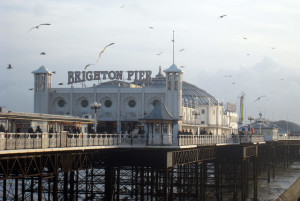 Brighton's Palace Pier from www.geograph.org.uk