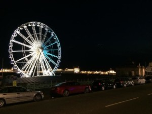 Brighton Wheel last night 20160508-01