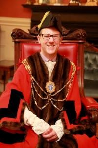 Councillor Pete West