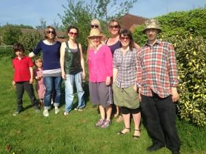 Friends Hollingdean Park group