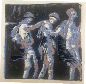 Tallulah Pudney artwork