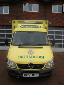 Secamb ambulance by Christopher Paul on Flickr