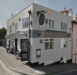 The Greys pub. Image from Google Streetview