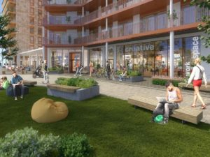 What the proposed First Base workspace could look like