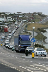 Traffic A259 Saltdean - picture by Jennifer Logan