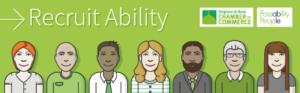 Logo Recruit Ability