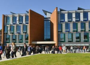 Sussex University campus gv 1