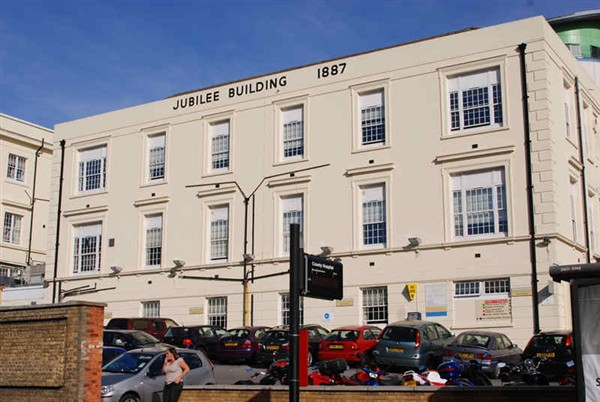 Building Rooms Sussex University