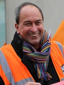 Councillor Adrian Morris