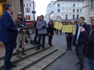 councillor-tom-bewick-meets-people-protesting-about-youth-service-cuts-20161215