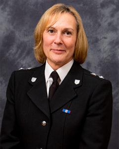 Chief Superintendent Lisa Bell