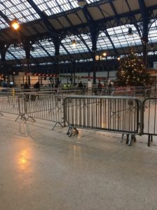 Brighton Station on Wednesday - Picture by Paul Zara