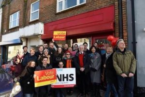 John McDonnell opens new Labour office in Dorset Street Brighton 20170121-2