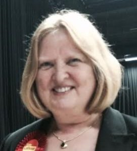 Councillor Anne Meadows