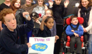 East Brighton Trust thanks